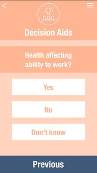 Work & Health screenshot 2