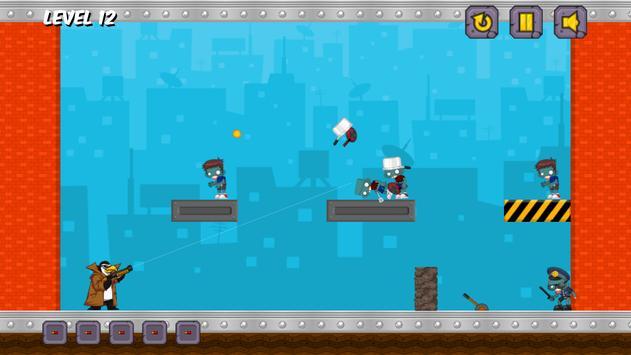 Zombies vs Penguins screenshot 9