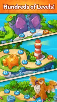 TriPeaks Solitaire Adventure screenshot 3