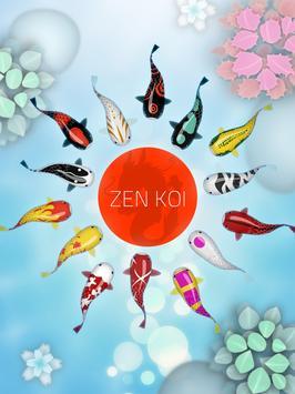 Zen Koi capture d'écran 6