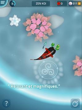 Zen Koi capture d'écran 9