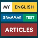 My English Grammar Test: Articles - Free APK