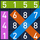 Hidden Numbers: Math Game icon
