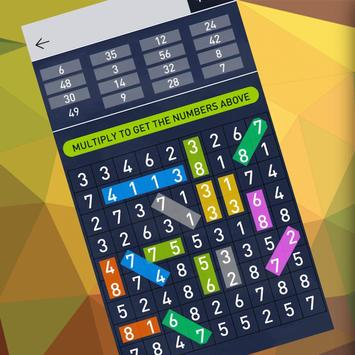 Hidden Numbers: Math Game screenshot 1