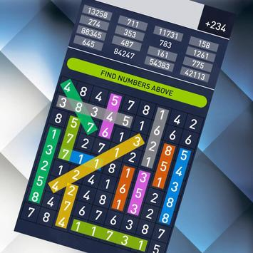 Hidden Numbers: Math Game screenshot 2