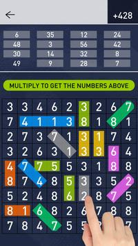 Hidden Numbers: Math Game screenshot 5