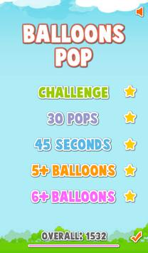Balloons Pop PRO screenshot 4