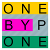 One By One - Multilingual Word Search आइकन