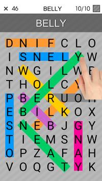One By One - Multilingual Word Search screenshot 10