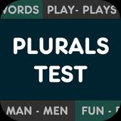 Plurals and Singulars Test & Practice PRO icon
