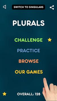 Plurals and Singulars Test & Practice PRO screenshot 15