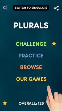 Plurals and Singulars Test & Practice PRO screenshot 23