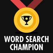 Word Search Champion PRO icon