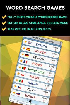 Word Search Games PRO screenshot 8