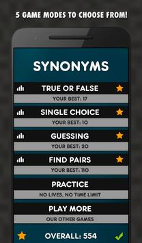 Synonyms PRO screenshot 1