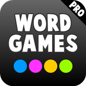 Word Games PRO - 85 in 1 icon