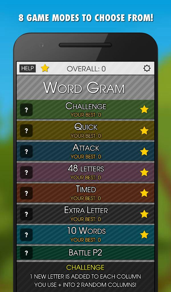 Word Gram PRO for Android - APK Download
