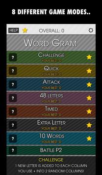 Word Gram PRO screenshot 17