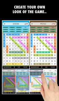 Word Search Daily PRO (500+ Levels) screenshot 14