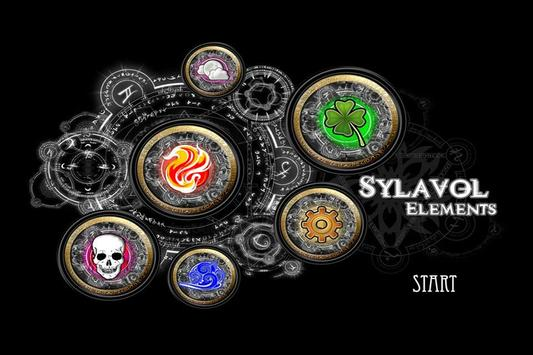 Sylavol Magic Elements poster