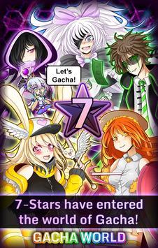 Gacha World 포스터