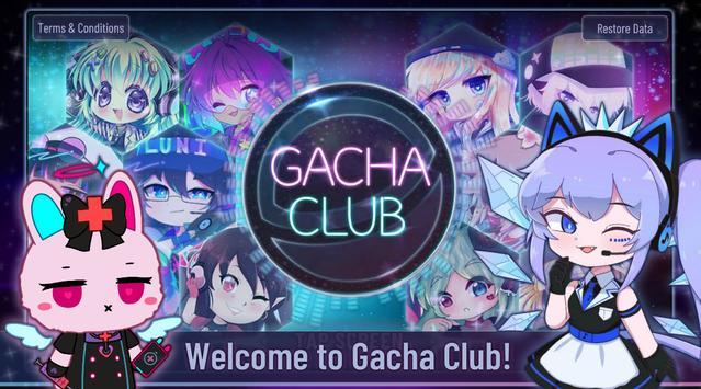 Gacha Club Poster