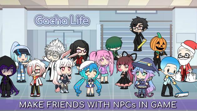 Gacha Life скриншот 16