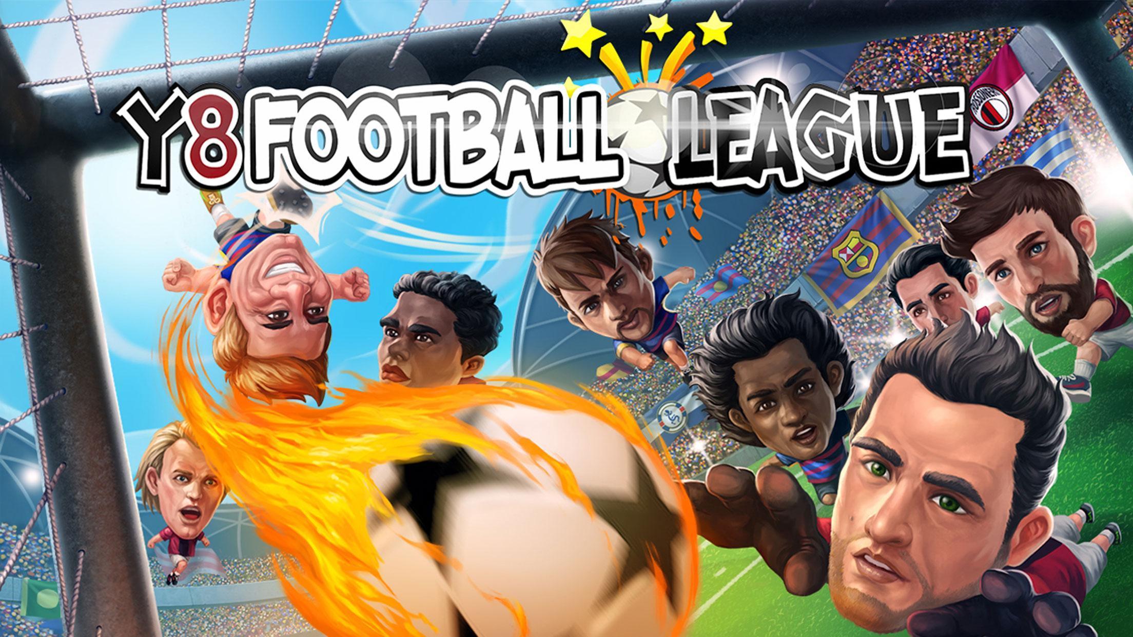 Y8 Football League Para Android Apk Baixar