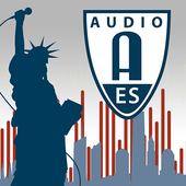 AES New York 2018 - 145th Convention icon