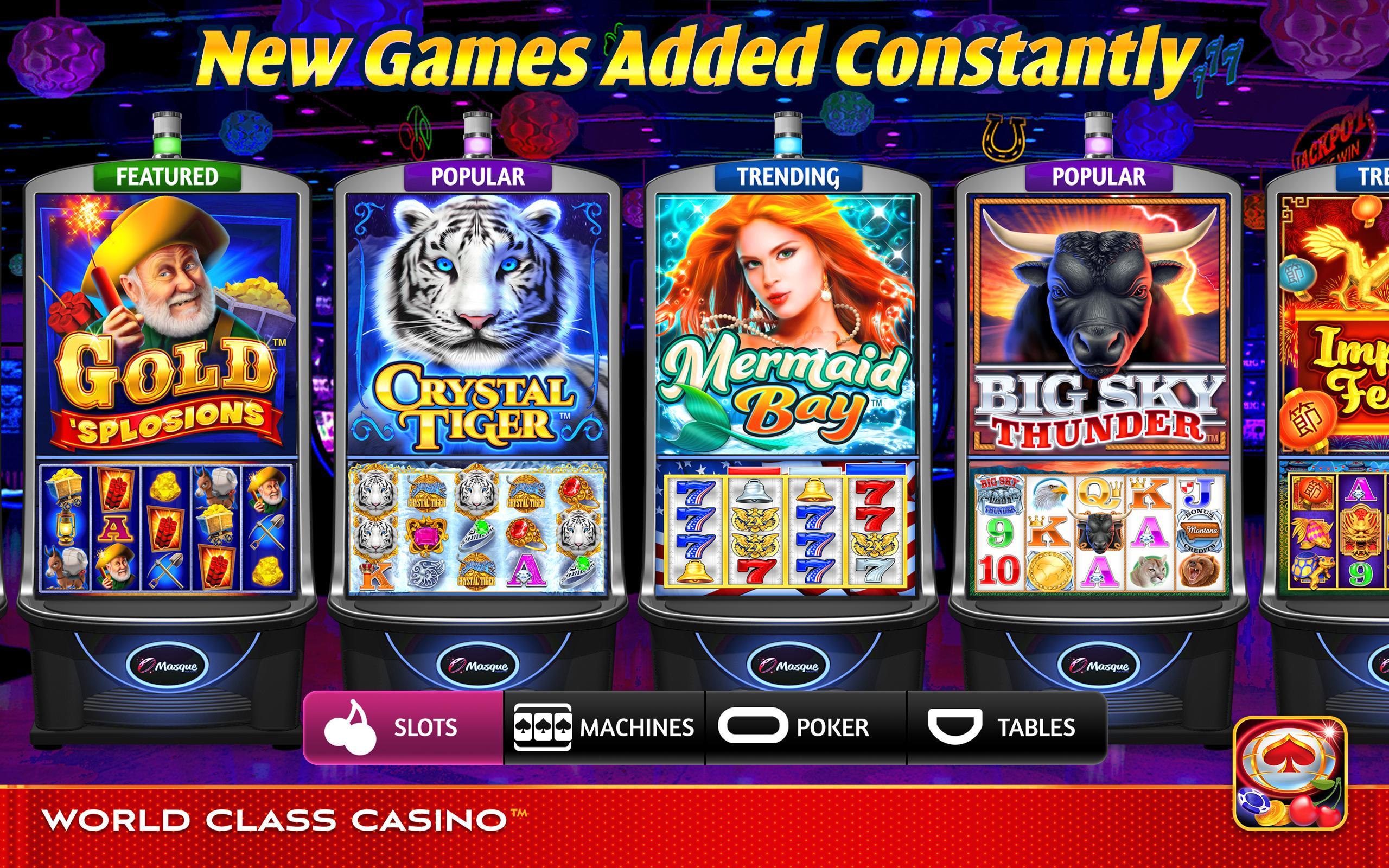 Always vegas casino mobile