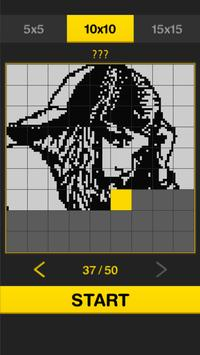 Picross Black screenshot 8