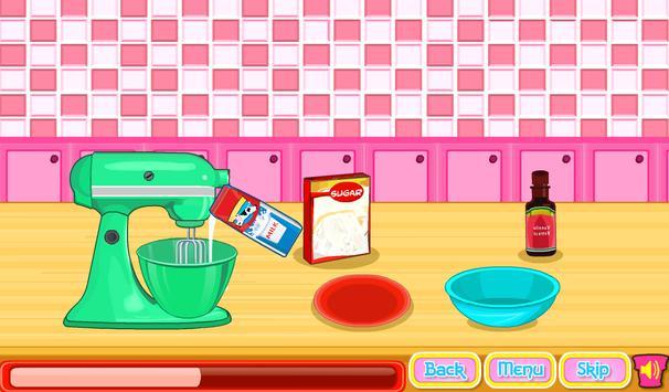 Memasak Kue Mangkok Es Krim screenshot 10