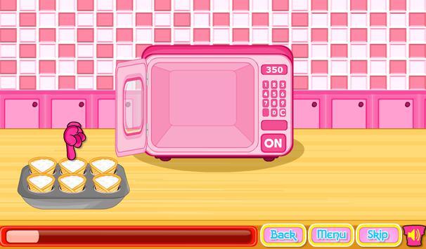 Memasak Kue Mangkok Es Krim screenshot 11