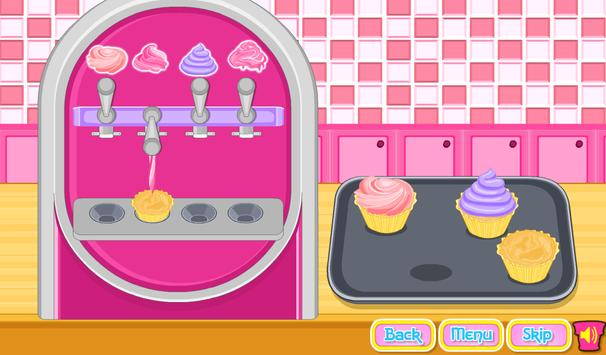 Memasak Kue Mangkok Es Krim screenshot 17