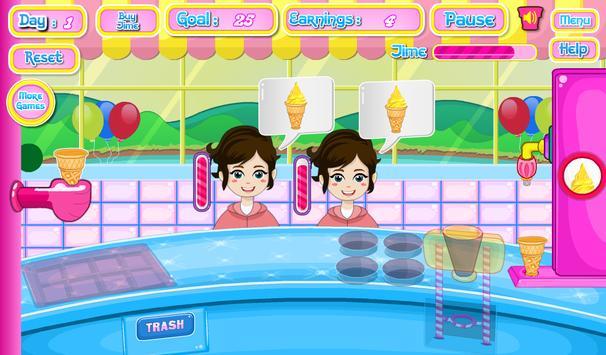 Memasak Kue Mangkok Es Krim screenshot 14