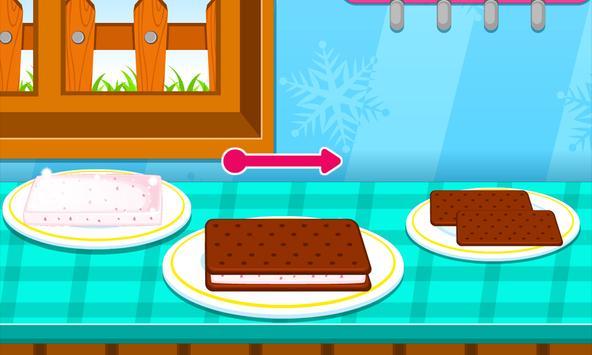 Cooking Ice Cream Sandwiches screenshot 15