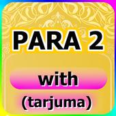 Para 2 with Tarjuma icon