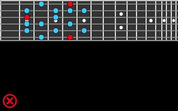 Guitar Scales screenshot 10