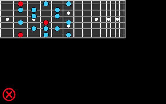 Guitar Scales PRO Ekran Görüntüsü 11