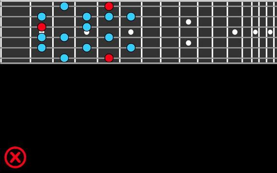 Guitar Scales PRO Ekran Görüntüsü 16