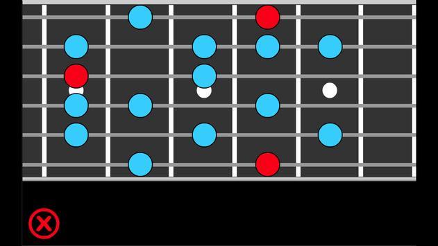 Guitar Scales PRO Ekran Görüntüsü 4