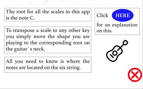 Guitar Scales PRO Ekran Görüntüsü 8