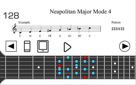 Guitar Scales PRO Ekran Görüntüsü 9