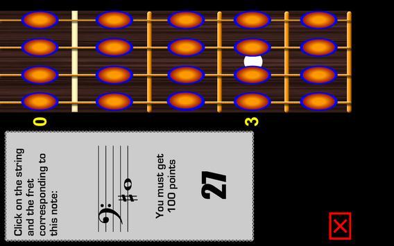 Learn to play Bass Guitar PRO screenshot 20