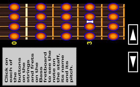 Learn to play Bass Guitar PRO screenshot 2