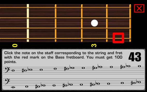Learn to play Bass Guitar PRO screenshot 5
