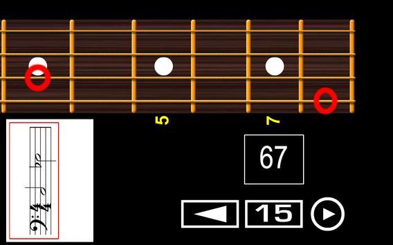 Learn to play Bass Guitar PRO screenshot 6