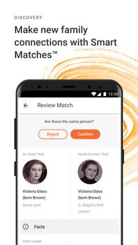 MyHeritage स्क्रीनशॉट 4