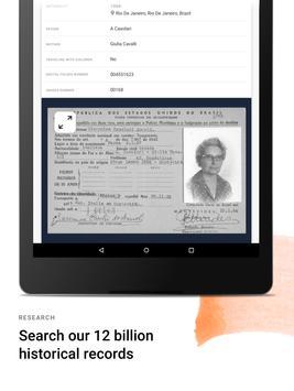 MyHeritage स्क्रीनशॉट 15