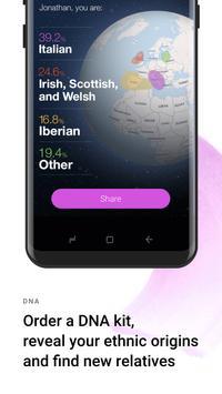 MyHeritage स्क्रीनशॉट 2